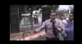 Sacerdote católico ataca a evangelista evangélico (Video)