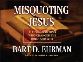 Segundo retrato: El Jesús citado erróneamente
