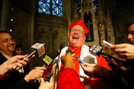 """Papa Francisco estaba drogado: """"declara cardenal Timothy Dolan"""""""