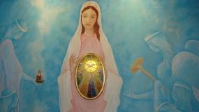 La Virgen María y la conexión eucaristica